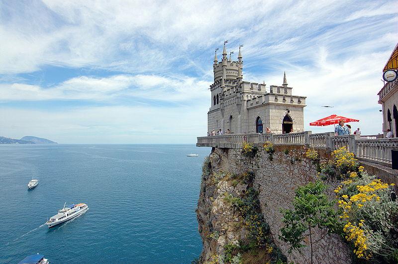 Swallow's Nest Castel - Krym