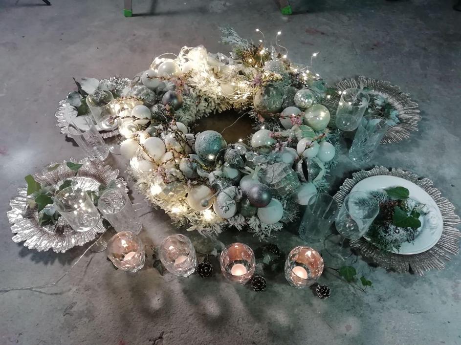 vianočné dekorovanie