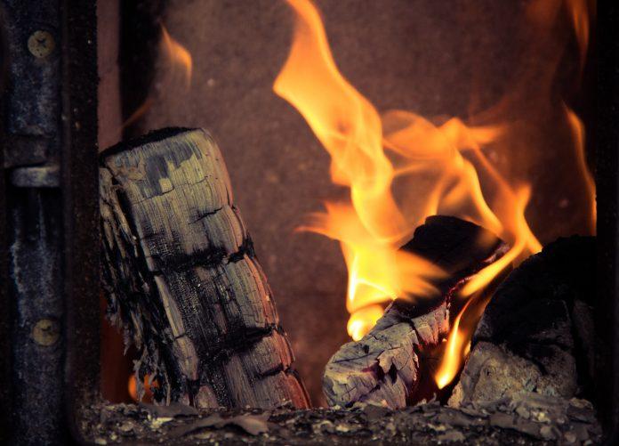 horiaci oheň