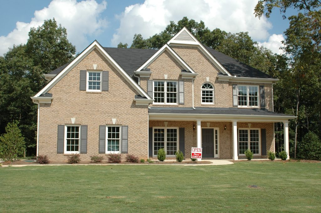dom v americkom štýle