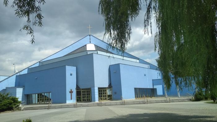 kostol prešov