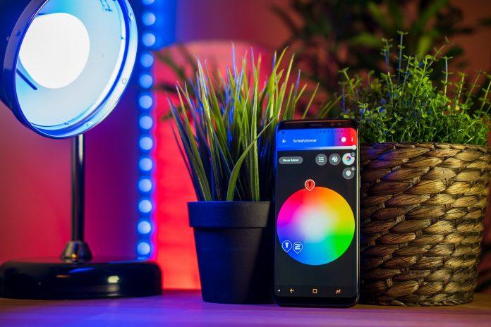 smart home mobil