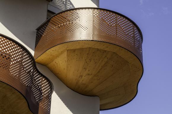 r2k architects obly balkon