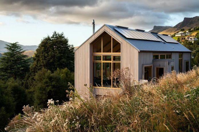 pasívny dom v prírode