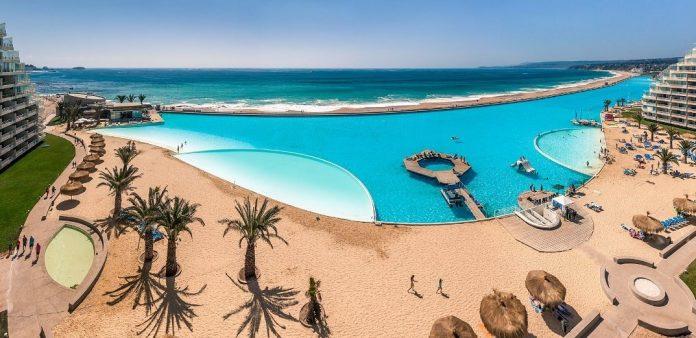 najväčší bazén na svete
