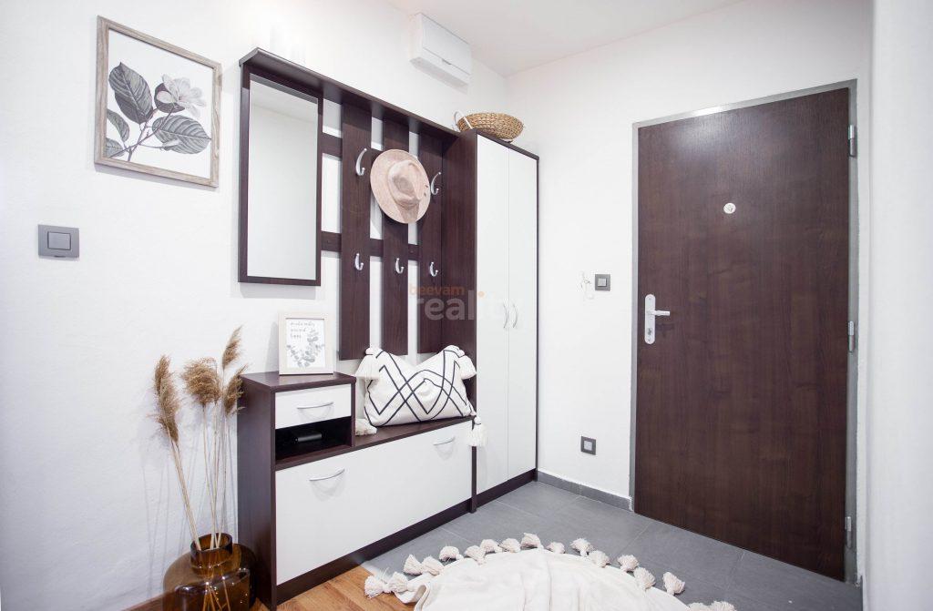 homestaging krásne zariadený byt na predaj