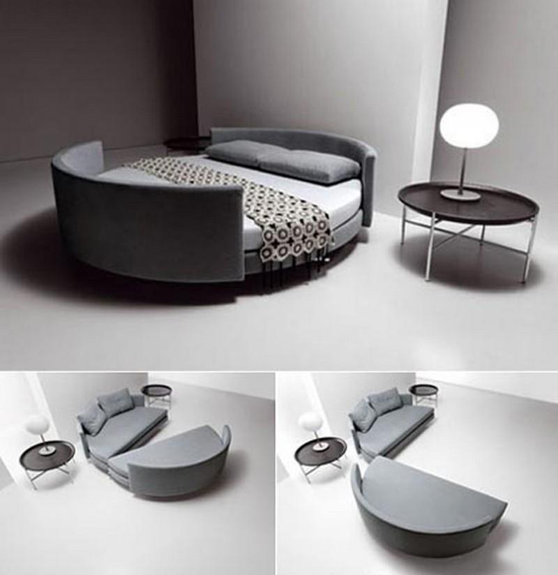 multifunkčný nábytok