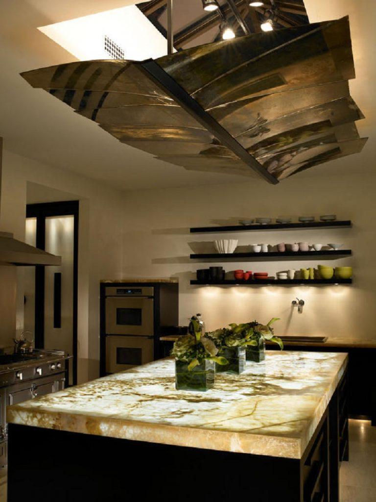 Onyx v kuchyni