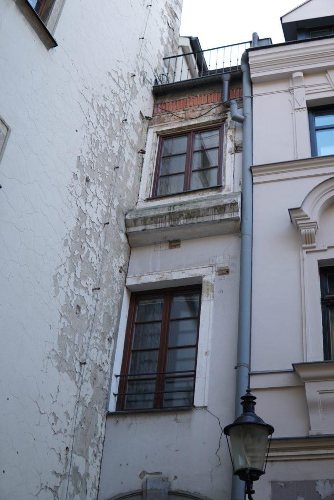 najužší dom v Bratislave