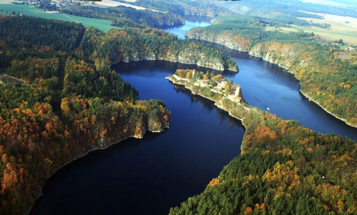 stredočeský kraj, krásna príroda