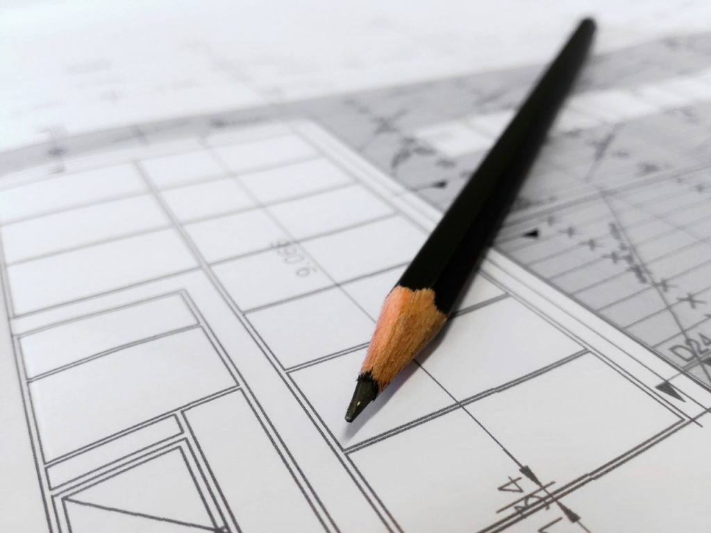 presná a kompletná dokumentácia pre realizačný projekt a narysovaný pôdorys