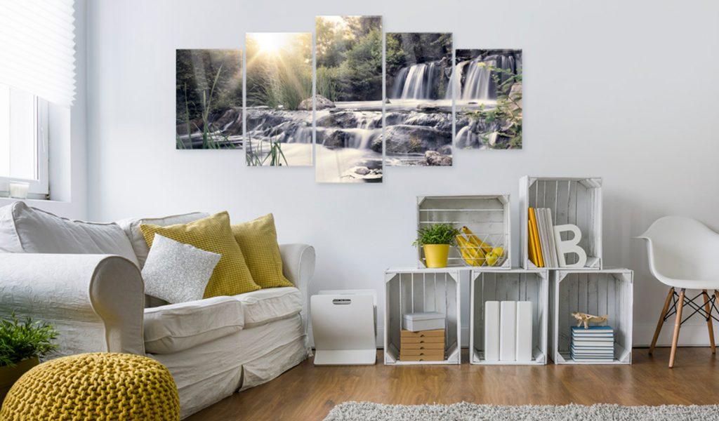 moderný a inšpiratívny interiér