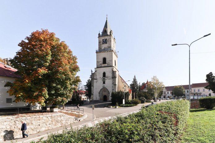 Centrum mesta Hlohovec a víťazný projekt pre architektonickú prestavbu centra