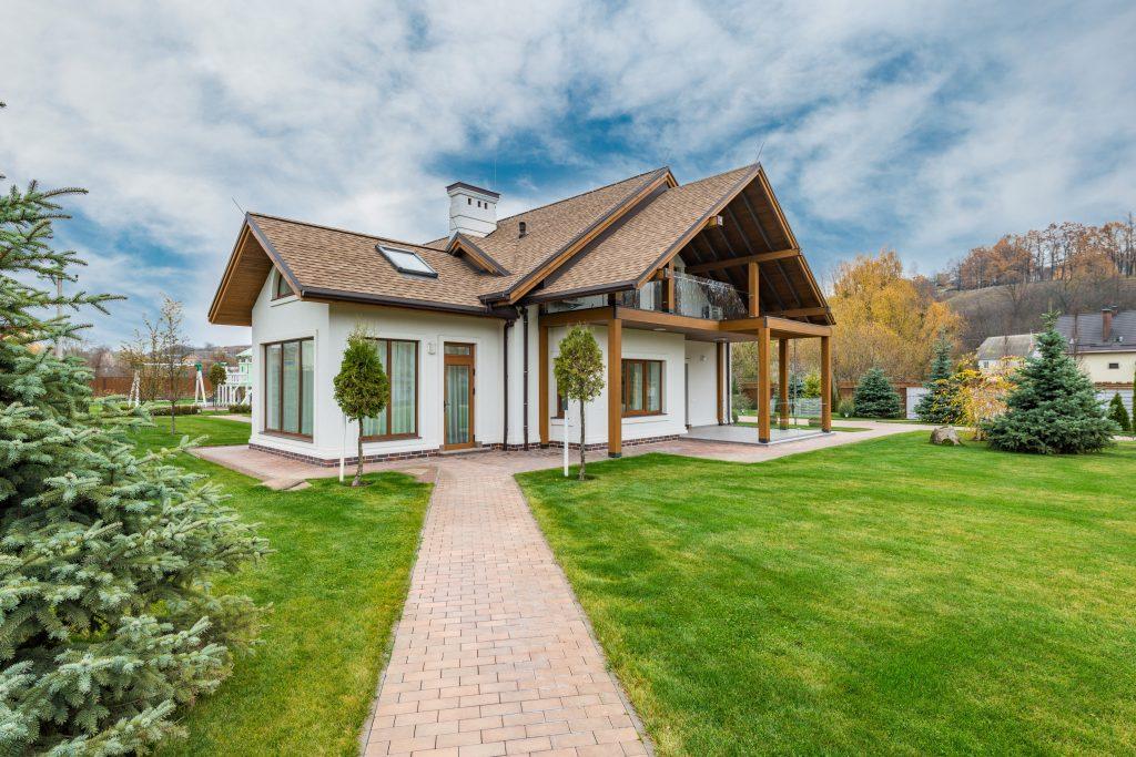 krásny moderný dom v lukratívnej lokalite