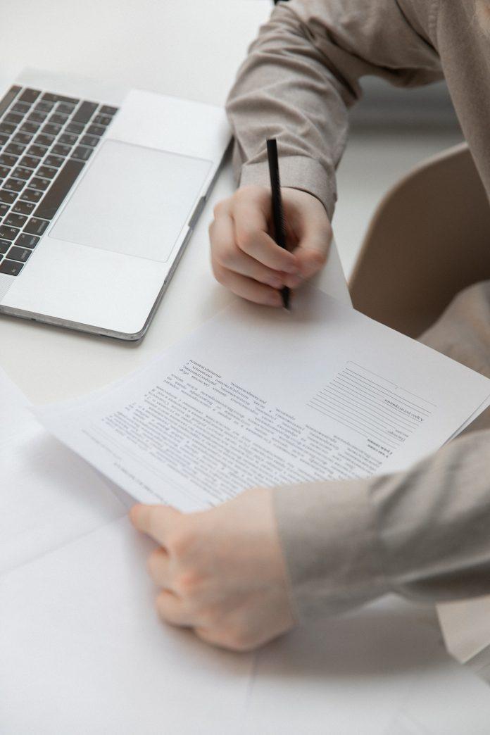 Podpisovanie úverových dokumentov