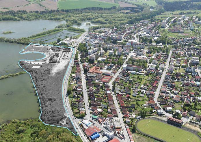 vizualizácia územnej časti mesta