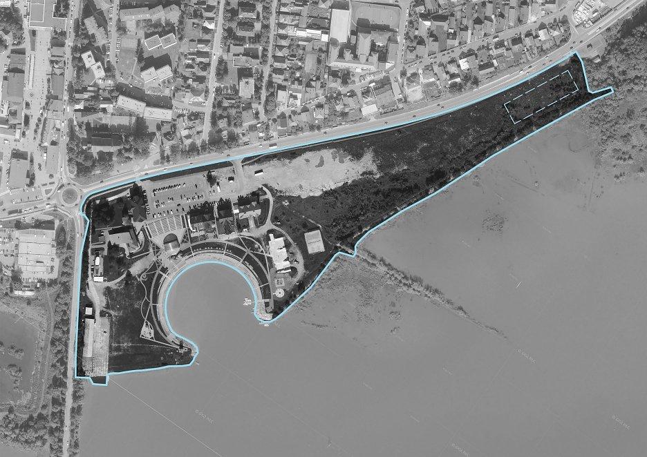 Transformácia Nábrežia Oravskej priehrady v Námestove