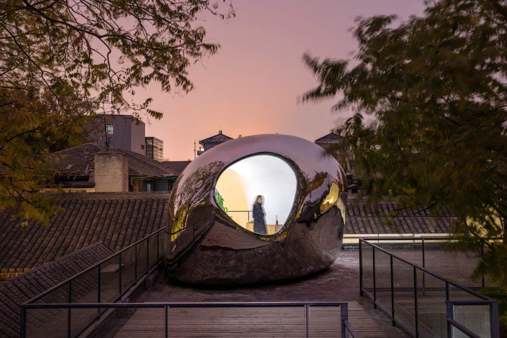 MAD Architects Hutong - Bubble 218