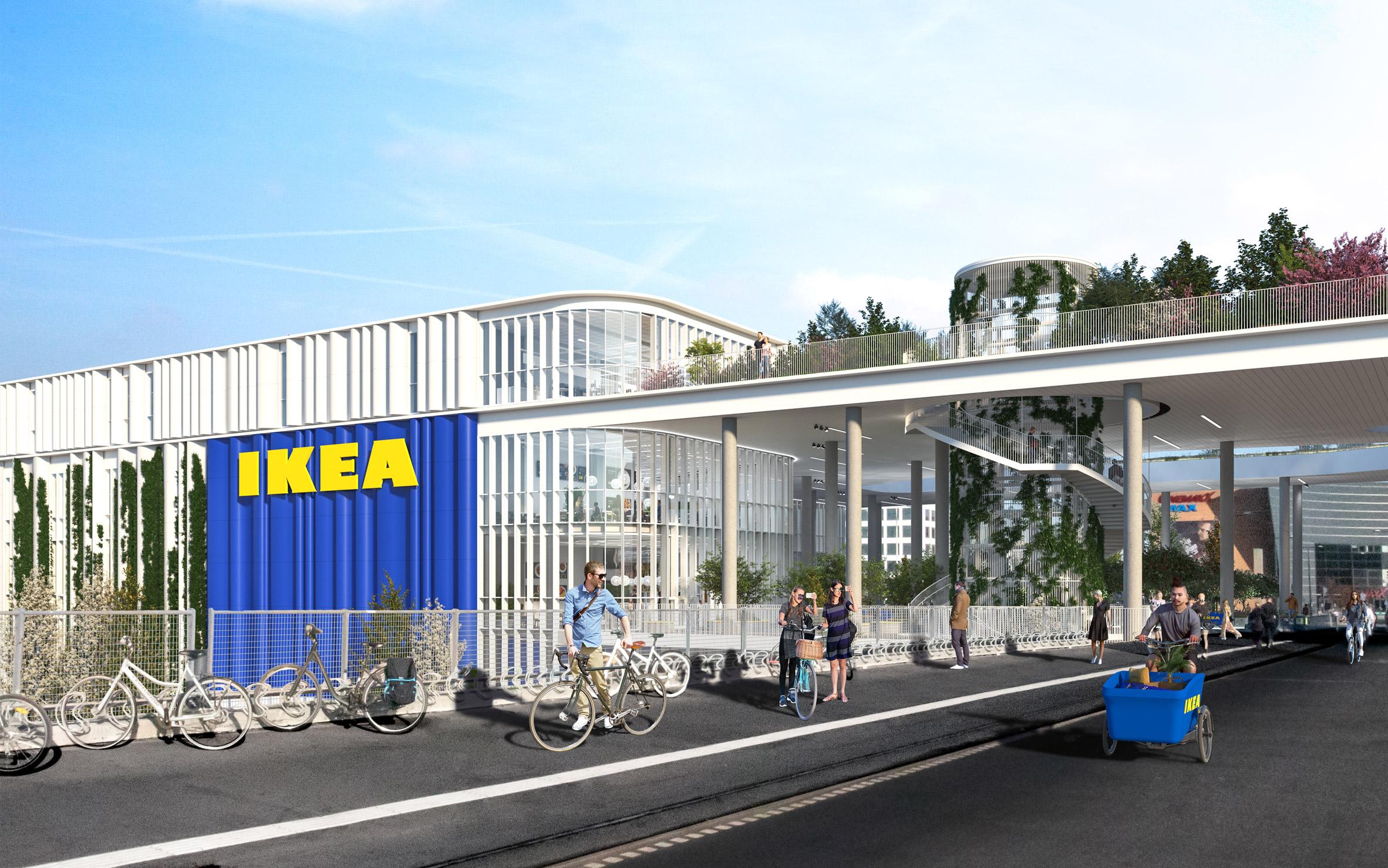 IKEA Kodaň