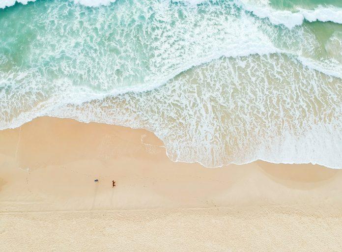 More a pláž