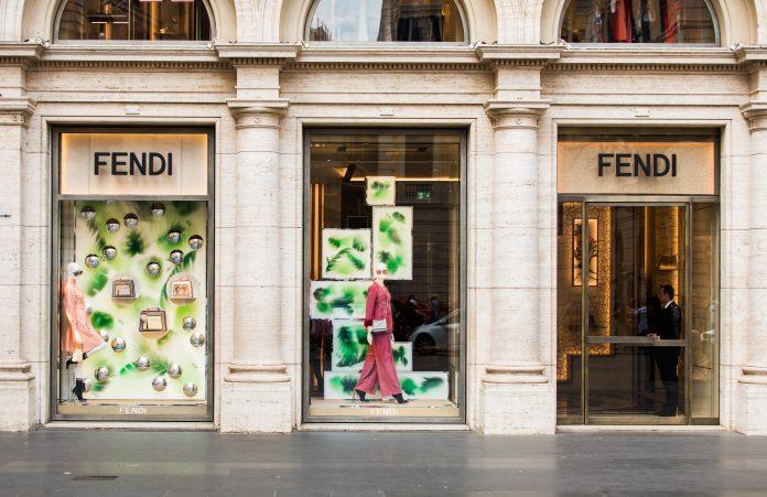 Obchod značky Fendi