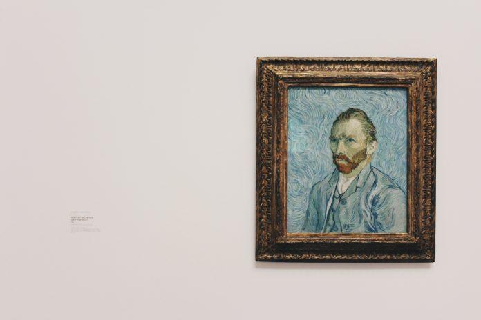 Portrét Van Gogha