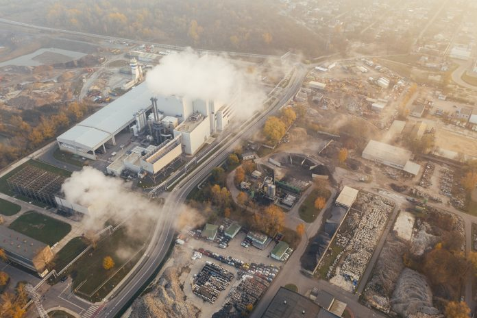 priemyselná zóna