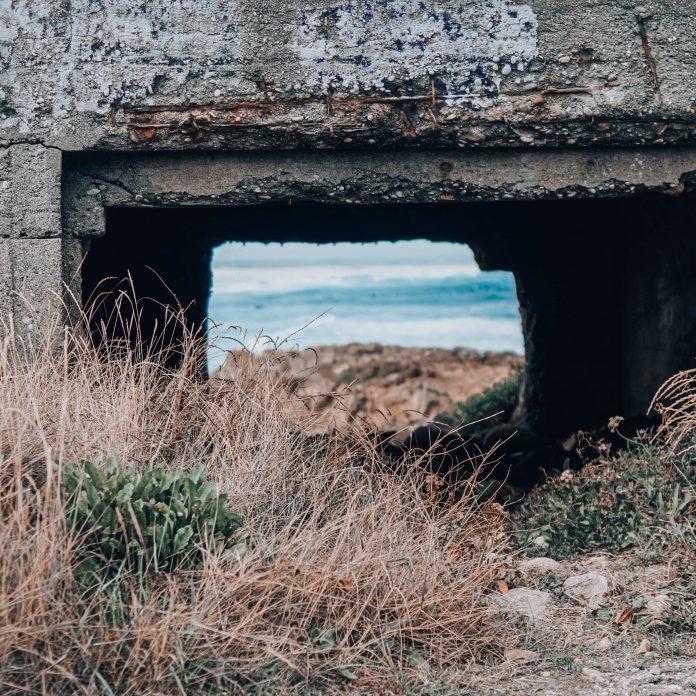 Výhľad na pobrežie